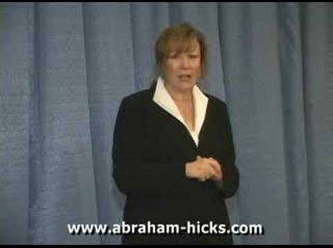 Abraham: THE LAW OF ATTRACTION – Part 5 of 5 – Esther & Jerry Hicks