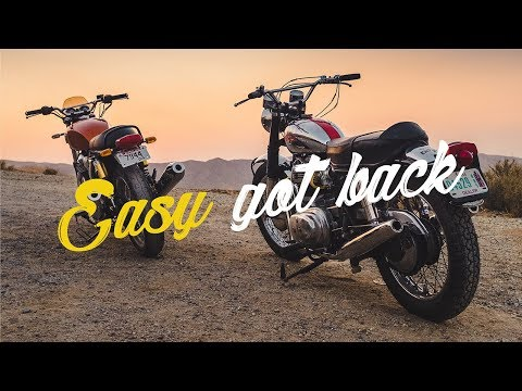 2020 Royal Enfield INT650 in San Jose, California - Video 2