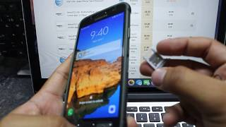 Samsung S7 Active AT&T unlock