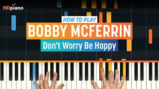 """How To Play """"Don't Worry Be Happy"""" By Bobby McFerrin 