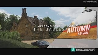 Forza Horizon 4 - Qualifying for Autumn Season (+ First House)