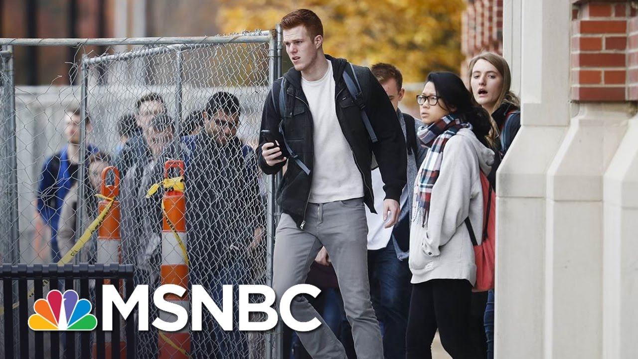 Ohio State Attack: FBI Trying To Determine If Co-Conspirator Involved | MSNBC thumbnail