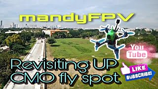 FPV Drone/ Revisiting UP CMO fly miss????