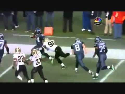 Put The Team on My Back (Darren Sharper Hold My Dick)