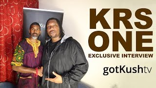 KRS ONE Goes DEEP in Science, DNA, & the purpose of the self (Part 4)