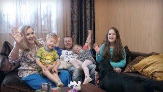 В семье ребенок расцветает. История Александра и Анны Лесковых.