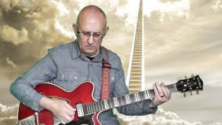 Ticket to Heaven - Dire Straits - Instrumental cover by Old Guitar Monkey