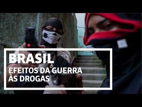 Brasil aposta no enfrentamento armado, que vitima jovens e negros