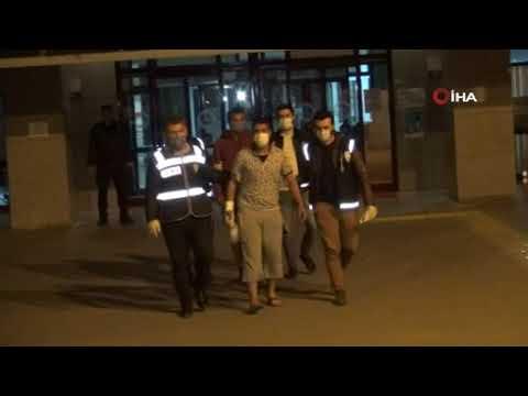 Antalya'da çalıntı motosikletle kaza