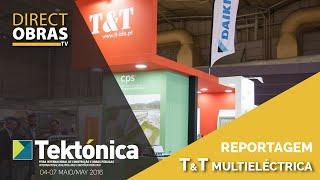 Reportagem T&T - Tektónica 2016