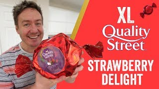 Giant Quality Street Strawberry Delight.... from a Giant Quality Street Strawberry Delight