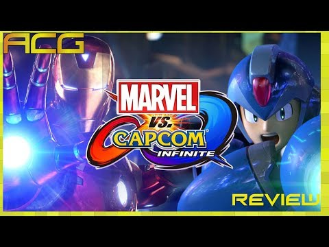 """YouTubeMarvel Versus Capcom: Infinite Review """"Buy, Wait for Sale, Rent, Never Touch?"""" - YouTube video thumbnail"""