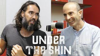 Are Our Children AI Servants? | Yuval Noah Harari & Russell Brand | Under The Skin #49