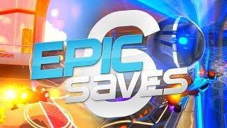 ROCKET LEAGUE EPIC SAVES 6 ! (BEST SAVES BY COMMUNITY & PROS)
