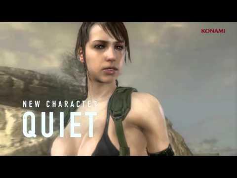 Metal Gear Online - Trailer