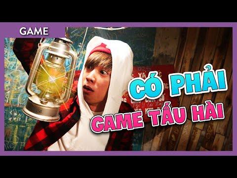 """Channy đang chơi game  kinh dị hay là game """"tấu hài"""" !? [WOUNDED]"""