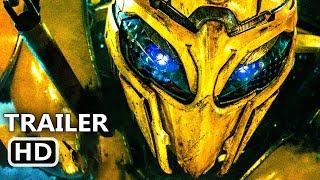 BUMBLEBEE Trailer Brasileiro (2018) TRANSFORMERS Filme, John Cena
