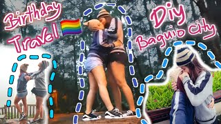 Birthday Travel ( Baguio City) || Bisexual Couple || #Lovewins || #LGBTQ || ArRce