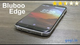 Bluboo Edge full review in 5 minutes