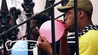 Inside The Laughing Gas Black Market