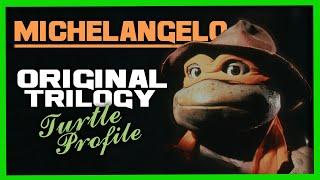 Michelangelo 1990's Ninja Turtles Trilogy (Golden Harvest) | TURTLE PROFILE