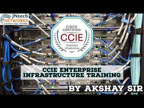 CCIE Enterprise Infrastructure Online Training BY Akshay sir (ccie ...