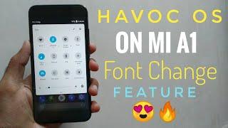 How to install havoc os in mi a1!! Mia1 Best custom Rom