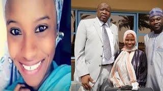 Yadda Aka Saki Zainab Aliyu Yar' Nigeria Bayan An Yanke Mata Hukuncin Kisa A Kasar Saudiya