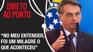 Bolsonaro vai tomar providências contra autores de documentário que questiona facada?