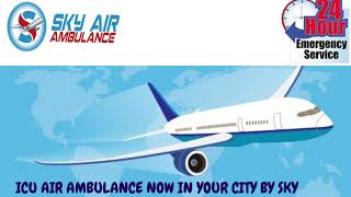 Get Sky Air Ambulance Service in Jaipur for Quick Shifting