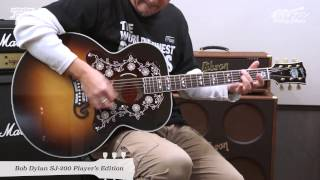 週刊ギブソンVol.50〜GibsonAcousticBobDylanSJ-200PlayersEdition