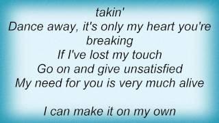 Barry Manilow - Dance Away Lyrics_1