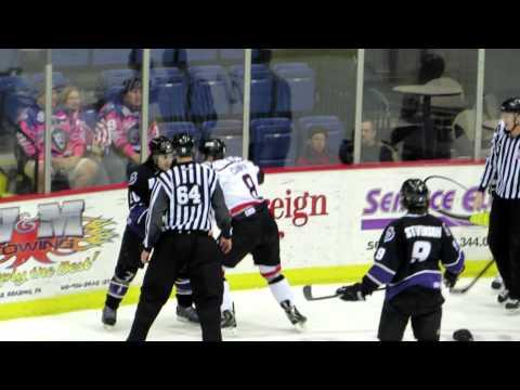 Brett Flemming vs. Paul Cianfrini