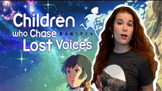 Children Who Chase Lost Voices REVIEW Pixies Animation Vlog