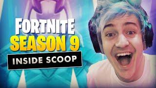 Ninja Has The Inside Scoop on Season 9!