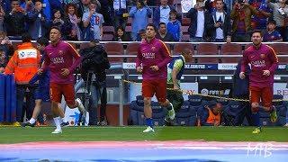 10 Times The MSN Trio Impressed The World ► Messi - Suárez - Neymar