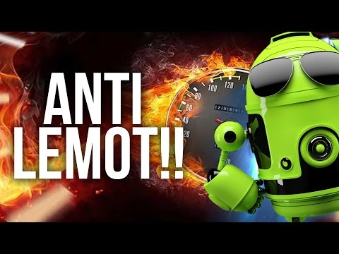 Video 5 Cara Ampuh Mengatasi Android Lemot