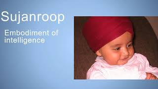 10 Sikh baby names from gurugranth sahib ji with meaning