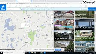 "Prospecting ""For Rent by Owner"" listings on Zillow"