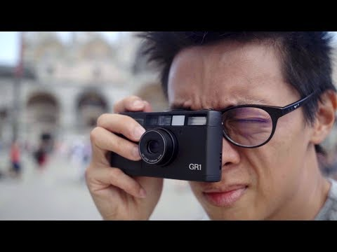 Ricoh GR1 // The F Word - Ep. 02