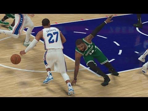 NBA 2K19 My Career EP 77 - Alpha Dog Game! CFG2