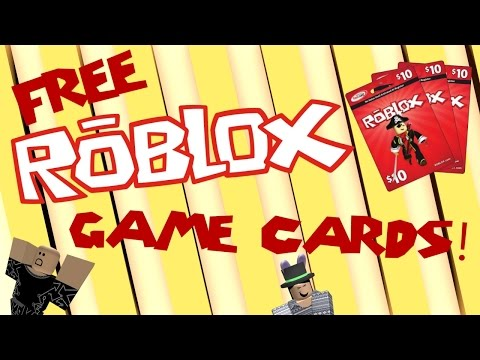 Roblox Game Card Codes