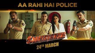 Sooryavanshi - Date Announcement | Akshay K, Ajay D, Ranveer S, Katrina K| Rohit Shetty | 24th March