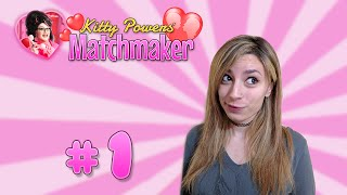MI PRIMER DÍA COMO CUPIDO | Kitty Powers' Matchmaker