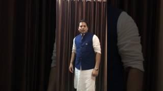 Jab Zero Diya Mere Bharat ne... sung by Amullya