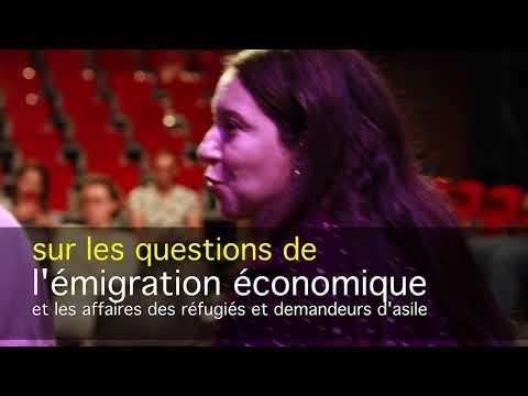 Panel sur les questions de l'émigration économique et les affaires des réfugiés et demandeurs d'asile