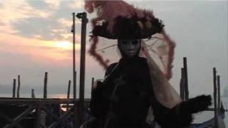 preview picture of video 'Venice Carnival 2009'