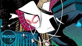 Superhero Origins: Spider-Gwen