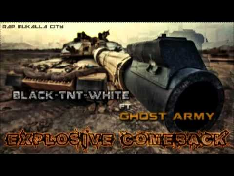 Ghost ArmY Ft. BlacK-TNT-WhitE  ||  EXplosivE ComebacK ‫‬