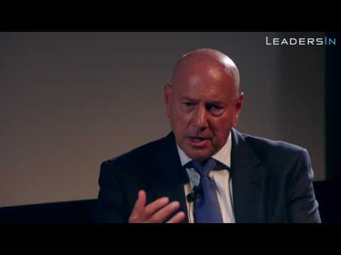 Still Image from the video: Claude Littner Interview Highlights